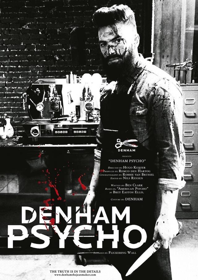 Denham-Psycho-poster